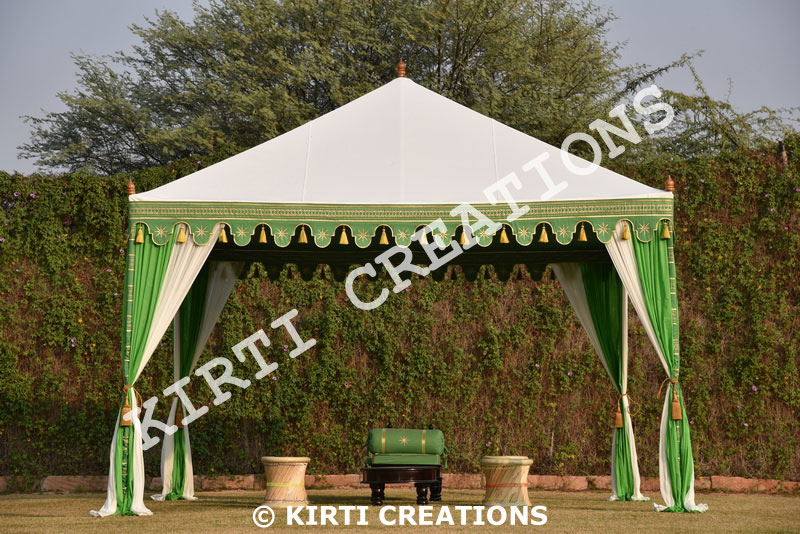 Pergola Tent & Raj Tent | Indian Tent | Wedding Tent :: RajTent.com